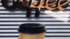 kawa w kubku